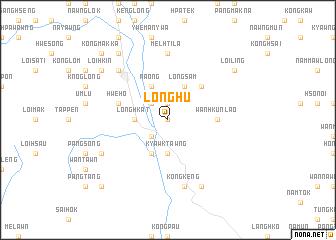 map of Longhu