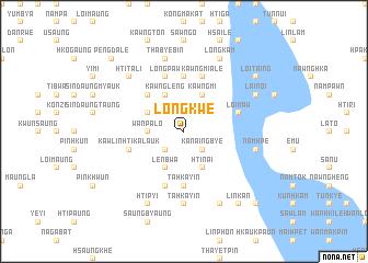 map of Longkwe