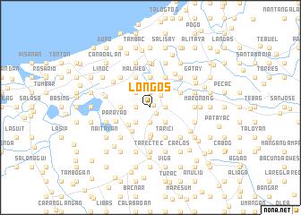 map of Loñgos
