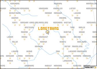 map of Longtawng