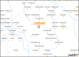 map of Longwai