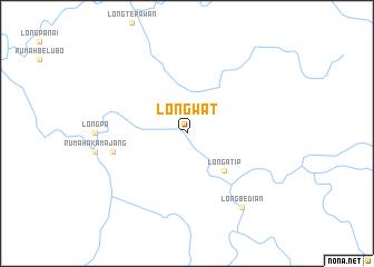 map of Long Wat