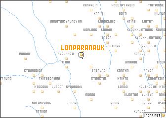 map of Lonpar Anauk