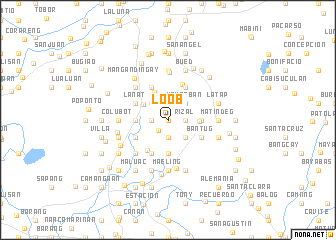 map of Loob