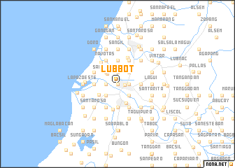 map of Lubbot