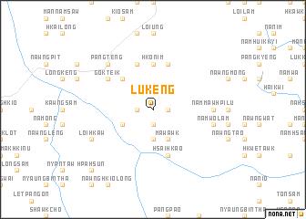 map of Luk-eng