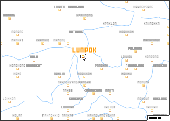map of Lunpok
