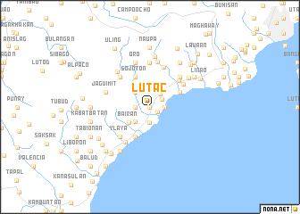 map of Lutac