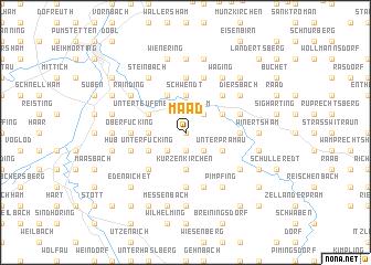 map of Maad