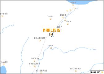 map of Maalisis