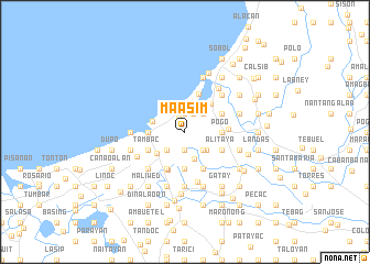 map of Maasim