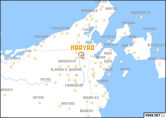 map of Maayao
