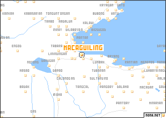 map of Macaguiling
