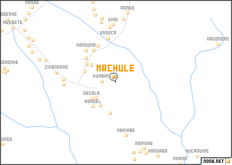 map of Machule