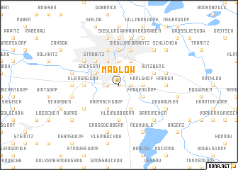map of Madlow