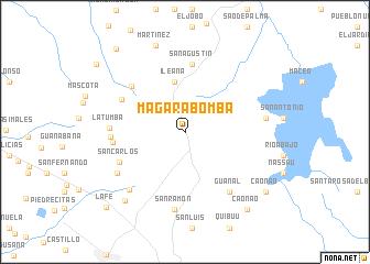 Magarabomba Cuba map nonanet