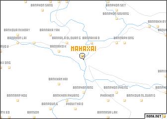 map of Mahaxai