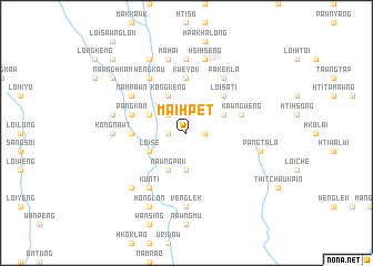 map of Maihpet