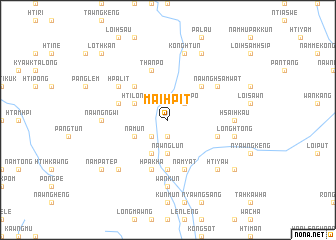 map of Maihpit