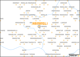 map of Maināngli