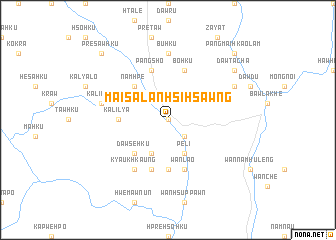 map of Mai-sa-lanhsi-hsawng