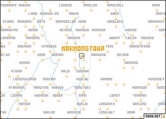 map of Makmongtawp
