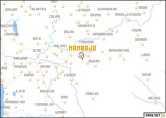map of Mambajo