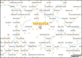 map of Mamouros