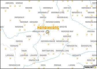 map of Mān Ai-hkang