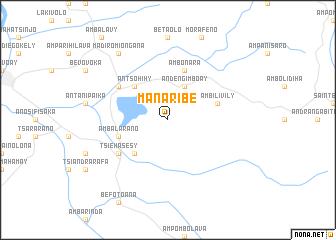 map of Manaribe