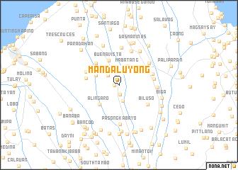 Mandaluyong Philippines Map Nonanet - Mandaluyong map