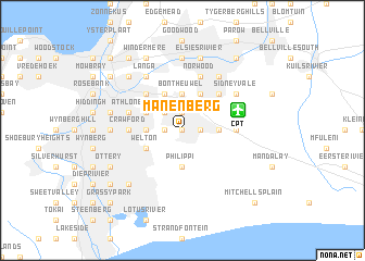 map of Manenberg