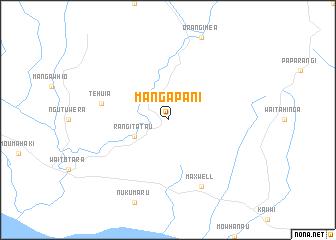 map of Mangapani