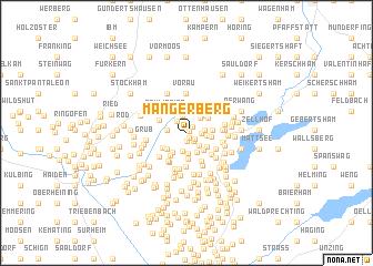 map of Mangerberg