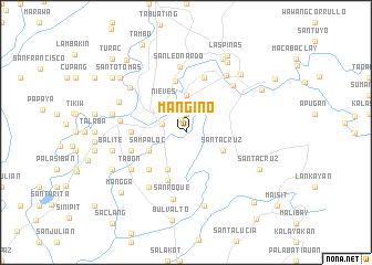map of Mangino
