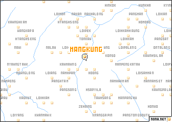 map of Mangkung