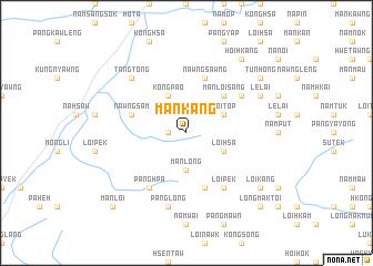 map of Mān Kang