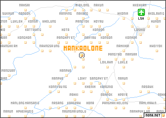 map of Mān-kao-lone