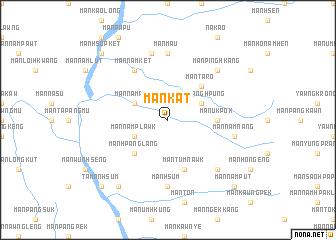map of Mān Kāt