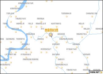 map of Man Kin
