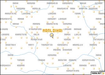 map of Mānloihai