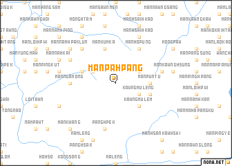 map of Mān Pa-hpang