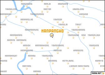 map of Mān Pangwo