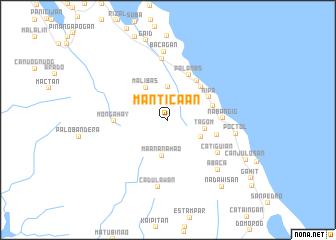 map of Manticaan