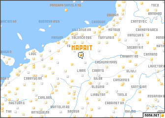 map of Mapait