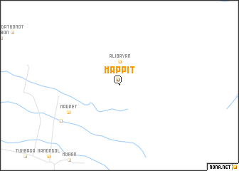 map of Mappit