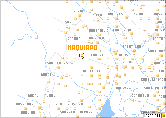 map of Maquiapo