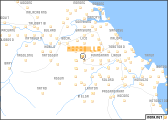 map of Marabilla