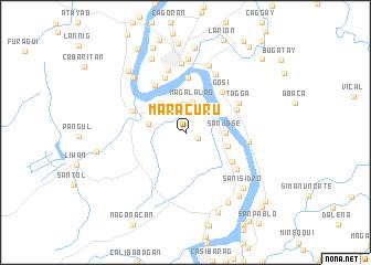map of Maracuru