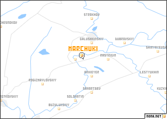 map of Marchuki